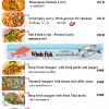 14-Whole fish & Curry