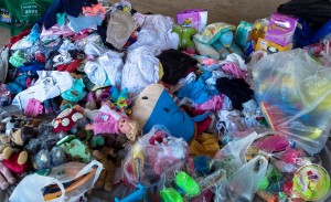 Donations to Nakhon Orphanage