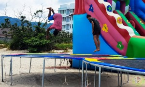 12D. Trampolines (6)