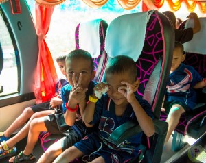 3A. On the bus (4)