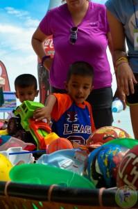 5. Beach Toys (10)