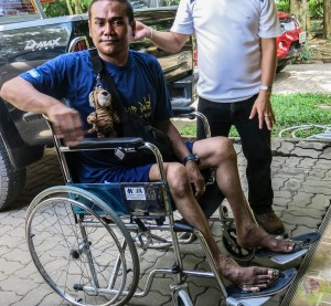 13th Donation of wheel chair-11