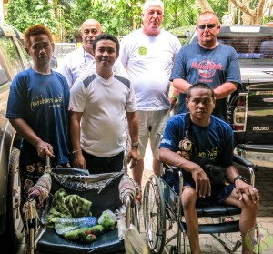 13th Donation of wheel chair-14