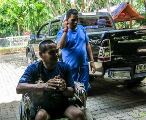 13th Donation of wheel chair-2