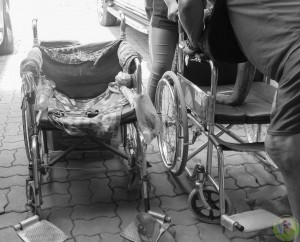 13th Donation of wheel chair-4