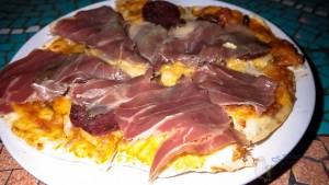 8th Parma Ham Pizza-2