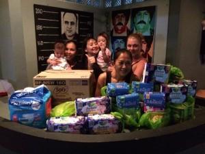 Ladies Sanitary towels from Escobar 3rd (1)