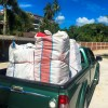 Delivery of 300 pillows to Barn Sichon 24th June-2