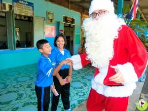 Mint (5) Barn Tajarn School