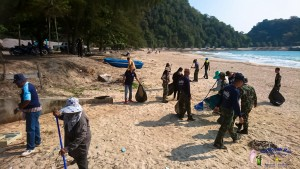 Beach cleaning Phse 2-3