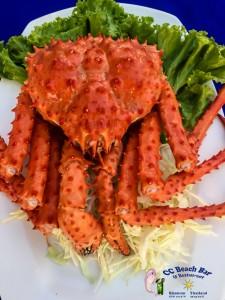 Emperor Crab