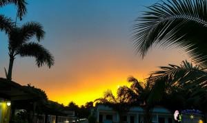 26th sun set
