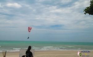 Paramotorsover nadan Beach-2
