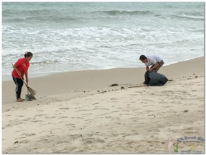 Beach Cleaning 3rd nov  (3)