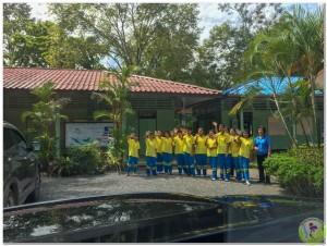 Donation to Wat Vhedi Luang School 14th Nov-15