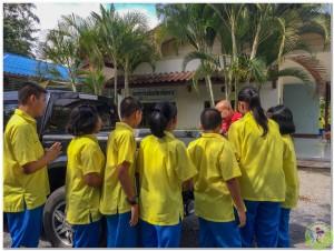 Donation to Wat Vhedi Luang School 14th Nov-3