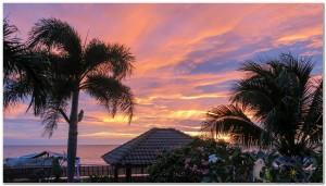 20th Dec 18 sunrise
