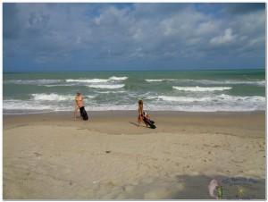 13th Beach cleaning