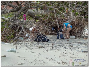 13th Beach cleaning-4