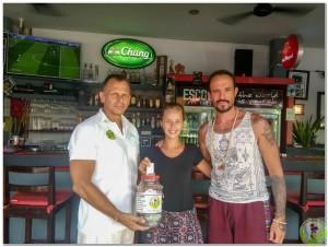 Ben Marguet & Lea Taurignan