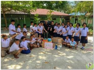 Wat JD Luang school 7th March 19-2